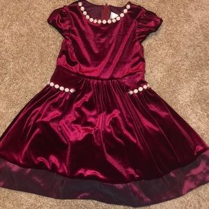 Other - Adorable holiday toddler dress